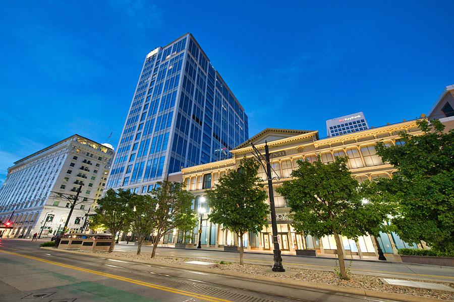 Salt Lake City-Insurance - Downtown Salt Lake City